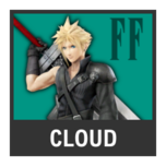 Super Smash Bros. Strife character box - Cloudy Wolf