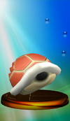 Red Shell Trophy Melee