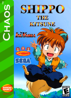 Shippo the Kitsune Box Art 1