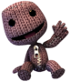 Sackboy sitting