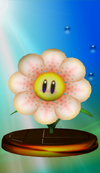 Fire Flower Trophy Melee