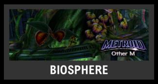 Super Smash Bros. Strife stage box - Biosphere