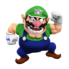 Super Smash Bros. Strife recolour - Wario 10