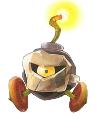 KIU Bumpety Bomb