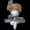 Super Smash Bros. Strife recolour - Meloetta-Pirouette 3