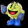 Super Smash Bros. Strife recolour - Pac-Man 1