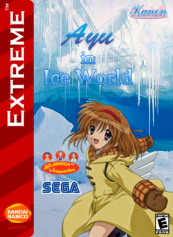 Ayu in Ice World Box Art 1