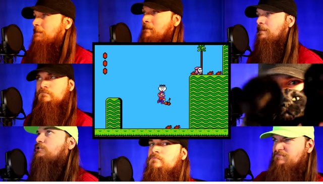 File:Smooth McGroove Super Mario Bros 2 - Overworld Theme Acapella Cat 2.png