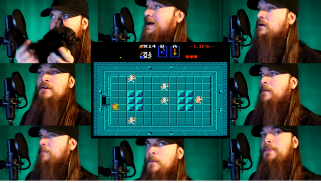 File:Smooth McGroove Legend of Zelda - Dungeon Theme Acapella Cat 1.png