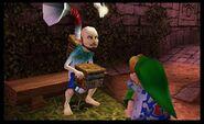 The Legend of Zelda Majoras Mask 3D 3