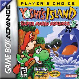 Players Choice Super Mario Advance 3 Yoshis Island Boxart