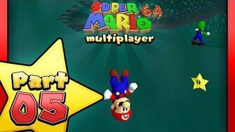 Super Mario 64 Multiplayer - Part 5