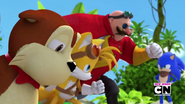 Sonic Boom The Sidekick 12