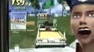 Crazy Taxi (Sega Dreamcast) - Retro Video Game Commercial Ad