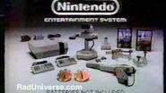 Nintendo NES Deluxe Set - 1986 Commercial