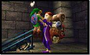 The Legend of Zelda Majoras Mask 3D 1