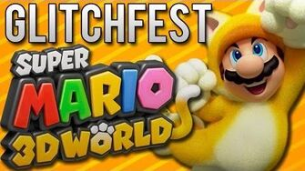 Super Mario 3D World - Glitchfest