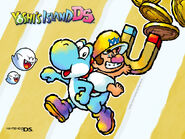 Yoshis Island DS Wallpaper 4