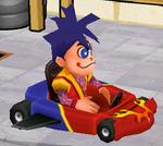 Krazy Kart Racing - Goemon