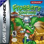 Frogger's Journey The Forgotten Relic portada
