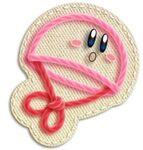 Kirby estambre paracaídas