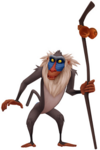Kingdom Hearts 2 Rafiki
