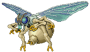 Ghouls 'n Ghosts - The Fly Queen.png