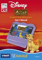 The Lion King-Simba's Big Adventure manual
