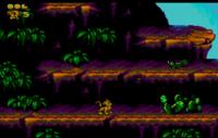 The Lion KingSMS captura nivel