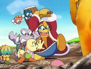 Kirby anime 2