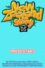 New Zealand Story DS título