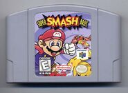 Super Smash Bros. - cartucho USA