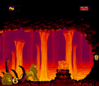 The Lion King SNES Captura 08