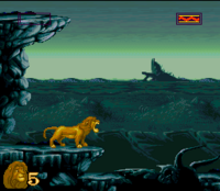 The Lion King SNES Captura 09
