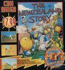 The New Zealand Story portada Amiga THS