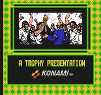Konami Hyper Soccer captura10