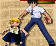 Zatch & Kiyo Mamodo Fury