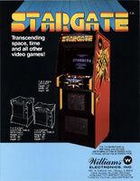 Stargate Arcade portada