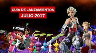 Guía de lanzamientos julio 2017 – IGN Latinoamérica