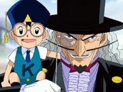 Kido y Dr. Riddles 2