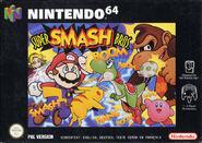Super Smash Bros. - Portada EUR