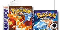 Pokémon: Edición Roja y Edición Azul