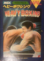 Heavy Boxing portada HAL