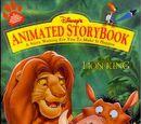 Libro Animado Interactivo: El Rey León