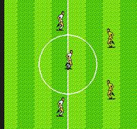 Konami Hyper Soccer captura1