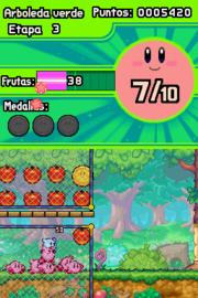 Kirby Mass Attack captura 6