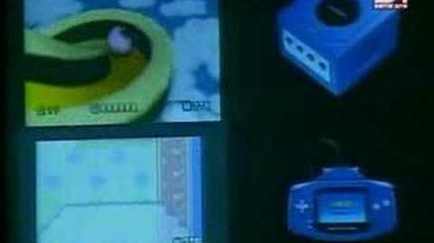 Kirby Tilt N Tumble (GCN-GBA) Spaceworld 2001