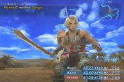 Final Fantasy XII - Espada de mitrilo