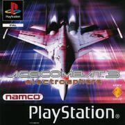 Ace Combat 3 - Electrosphere - Portada.jpg