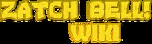 Wiki Zatch Bell logo.png